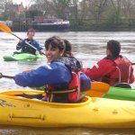 Free canoeing taster sessions