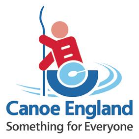 Canoe England logo