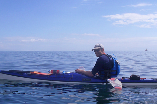 Sea kayaking tops the popularity polls in Sports England 2012 survey