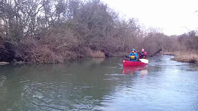 The Swift Ditch, Abingdon