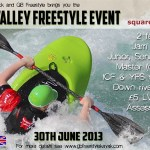 Lee Valley Freestyle Kayaking Event 30th June 2013