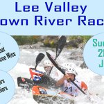 Wild water racing at Lee Valley
