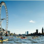 London Kayakathon 2015 – kayak the Thames for charity