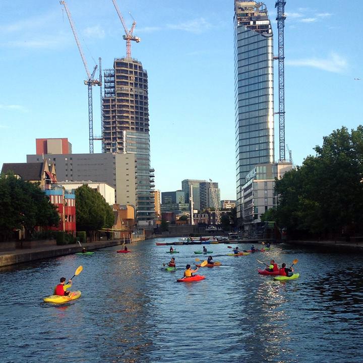 Regents Canoe Club