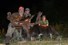 Disabled Veterans Moose Hunt 2012
