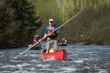 Bonaventure-River-Canoe-Trip-canoe-poling