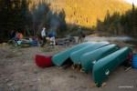 Bonaventure-River-Canoe-Trip-camp-site