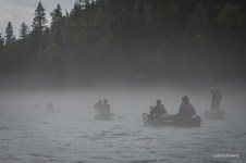 Bonaventure-River-Canoe-Trip-fog-bank