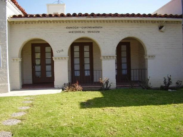Canoga-Owensmouth Historical Museum