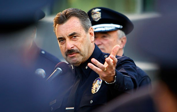 Los Angeles Police Commission Grants Chief Charlie Beck Another Five-Year Term