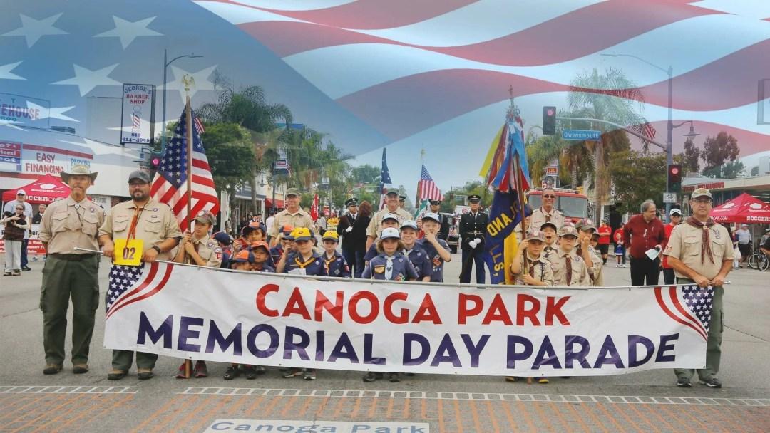 2016 Canoga Park Memorial Day Parade