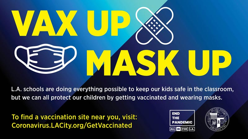VaxFacts from the Mayor – August 18, 2021
