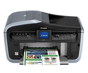 Canon PIXMA MP830 Scanner