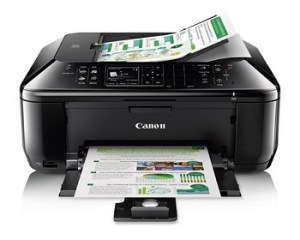 Canon PIXMA MX520 Series