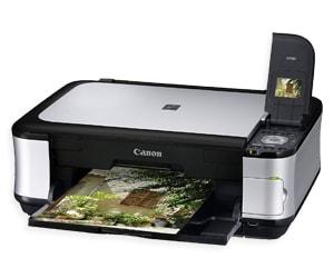 Canon PIXMA MP550 Scanner