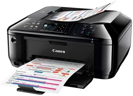 Canon PIXMA MX510 Series