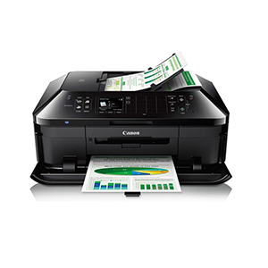 Scan File Document for Printer Canon PIXMA MX922