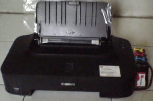 How to cope with the infusion Ink Printer Loss on