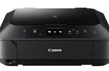 Canon Pixma MG6660 Driver Download