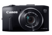 Canon PowerShot SX280 HS Drivers Software Download