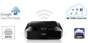 PIXMA Printer Wireless Connection