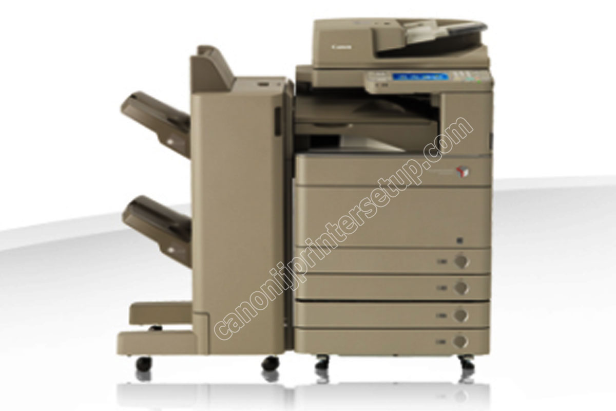 Canon imageRUNNER ADVANCE C5255i Driver Download