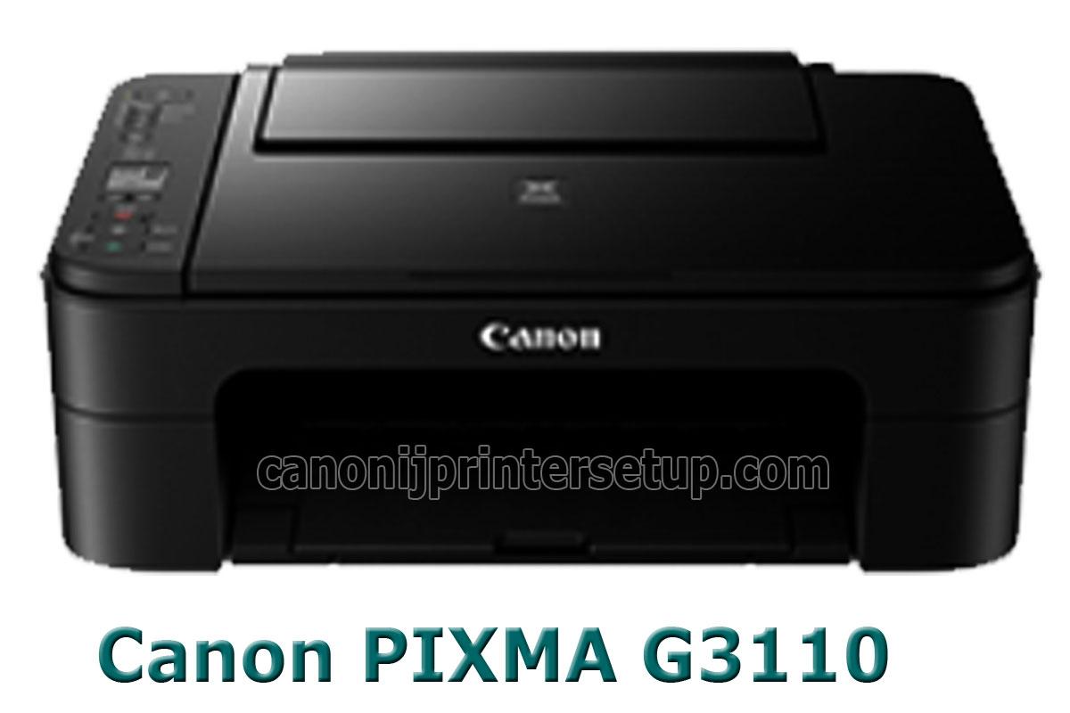 Canon PIXMA TS3110 Driver Download