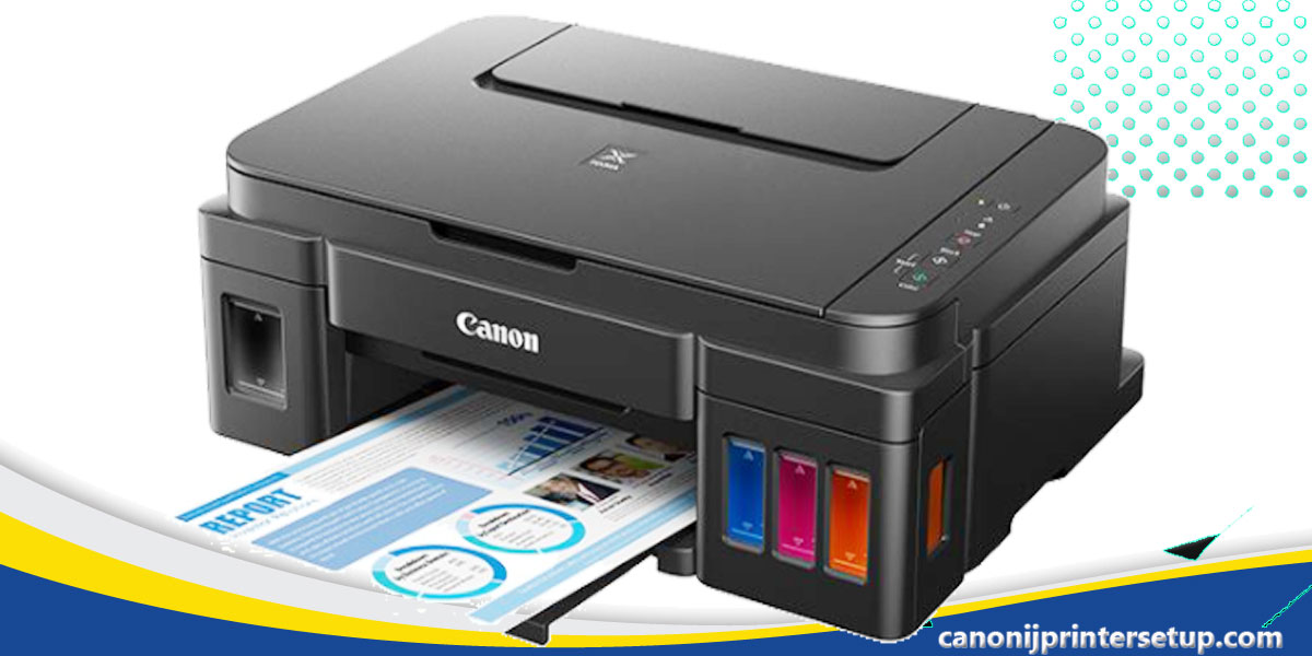 Canon G2501 Printer Driver
