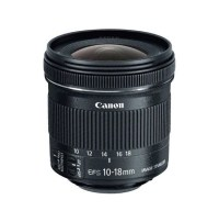 Canon T6i Lens- Canon EF-S 10-18mm f:4.5-5.6 IS STM