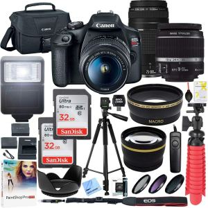 Canon T7 kit