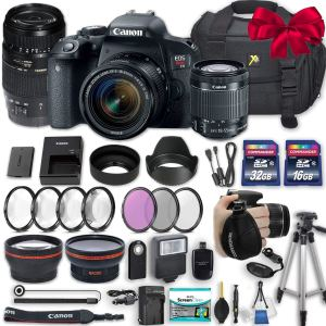 Canon T7i Bundle