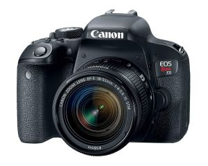 Cheap Canon T7i Refurbished