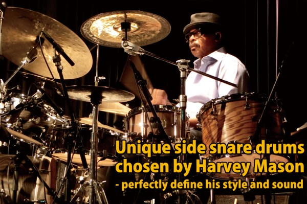 Harvey Mason Signature Side Snare