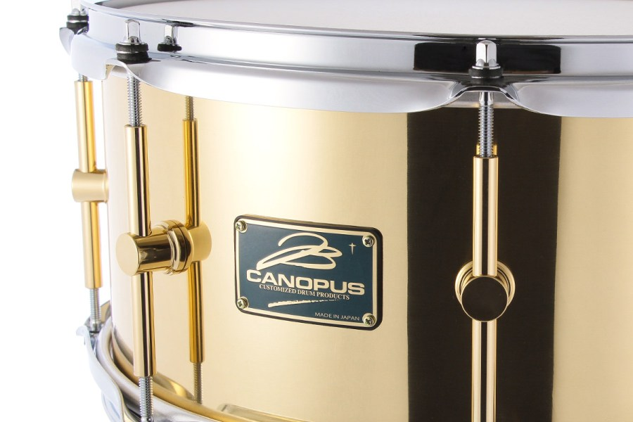 The Brass Snare Drum