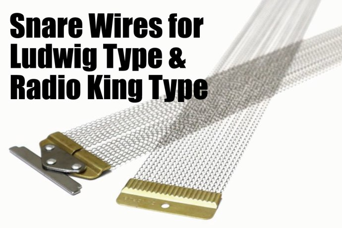 Snare Wires for Ludwig Type & Radio King Type