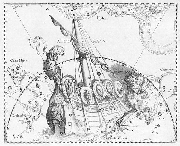 The Super-Constellation Argos