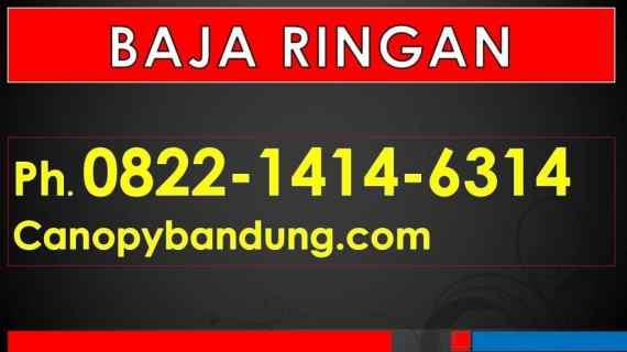 Atap Baja Ringan di Bandung, Call: 0822-14146314
