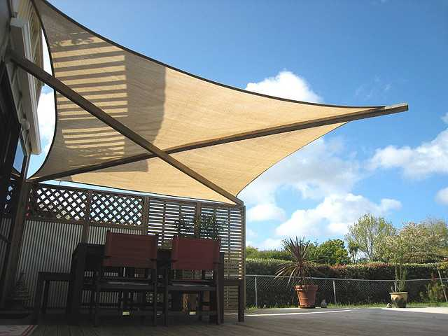 Start To Finish How To Install A Sun Shade Sail EPIC GUIDE