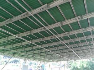 canopy galvalum sidoarjo