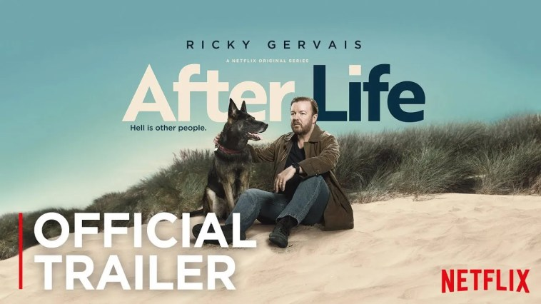 After Life | Trailer Oficial [HD] | Netflix