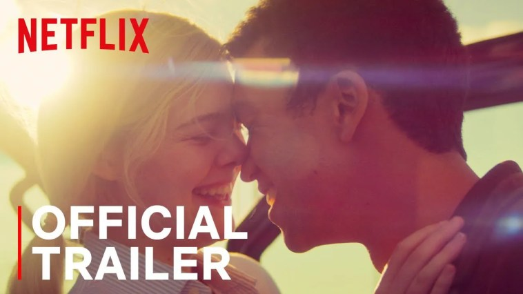 All the Bright Places starring Elle Fanning & Justice Smith | Trailer Oficial | Netflix
