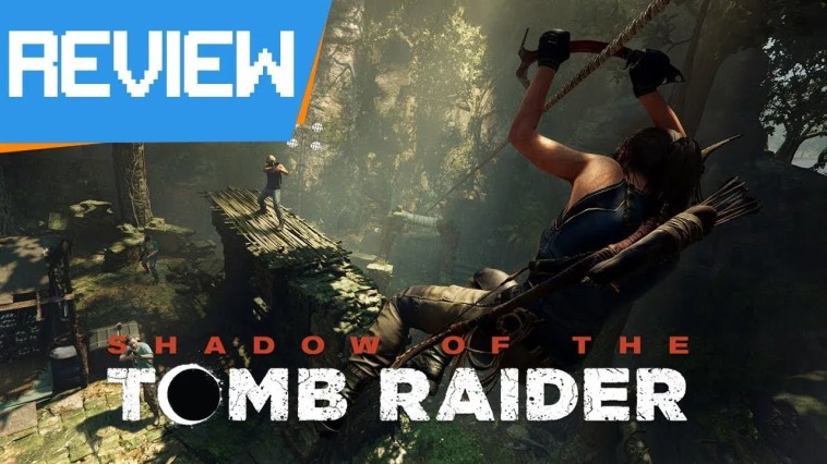Análise Gaming – 'Shadow of the Tomb Raider'
