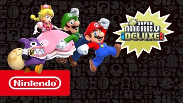 "Análise Gaming | ""New Super Mario Bros U. Deluxe"" (Nintendo Switch)"