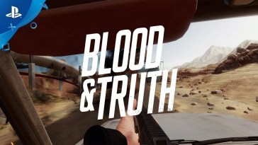 Blood and Truth | Bastidores: A tecnologia | PS VR