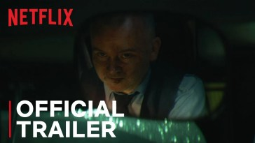 Bloodride | Official trailer | Netflix