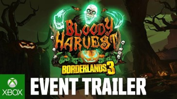 Borderlands 3 – Bloody Harvest Event Trailer, Borderlands 3 – Bloody Harvest Event Trailer, CA Notícias, CA Notícias