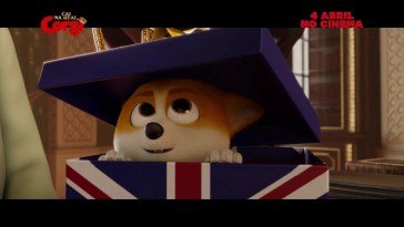 Cai na Real, Corgi | Spot TV | 4 de Abril no Cinema