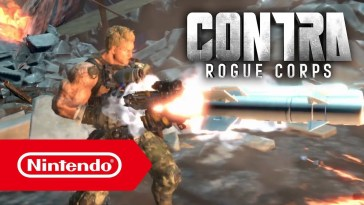 CONTRA ROGUE CORPS - Trailer E3 2019 (Nintendo Switch), CONTRA ROGUE CORPS – Trailer E3 2019 (Nintendo Switch), CA Notícias, CA Notícias