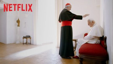 "Crítica Cinema | ""Dois Papas"" (Two Popes)"