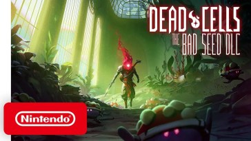 Dead Cells: The Bad Seed – Trailer de lançamento (Nintendo Switch)